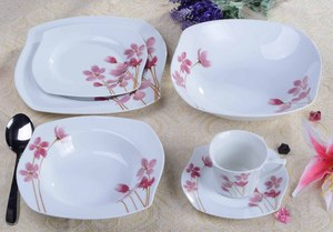 广西北流三环陶瓷瓷碗